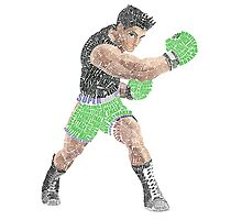 Boxer From The Bronx by PKMadrigal