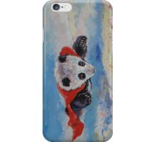 Panda Superhero iPhone Case/Skin