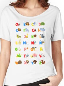 ABC (spanish) Women's Relaxed Fit T-Shirt