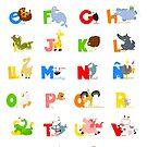 ABC (spanish) by alapapaju
