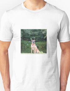 Dog and Bubbles T-Shirt