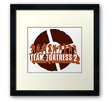 Team Fortress 2 Framed Print