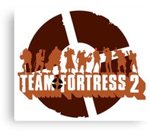 Team Fortress 2 Canvas Print