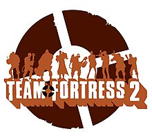 Team Fortress 2 Photographic Print