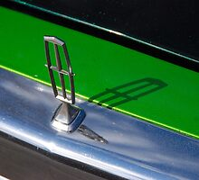 Lincoln Hood Ornament by John Schneider