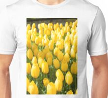 "Single late tulipa ""Big smile"" Unisex T-Shirt"