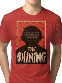 alternate shining design Tri-blend T-Shirt