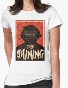 alternate shining design Womens Fitted T-Shirt