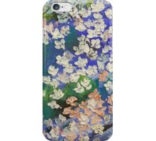 Sakura Oil Painting iPhone Case/Skin
