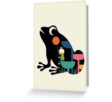 Who Am I  Greeting Card