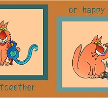 happy together? or happy meal... by cuprum