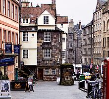 John Knox House by Lynne Morris