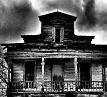 Ghost Town by Kimcalvert