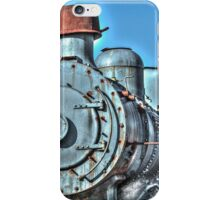Engine 123 iPhone Case/Skin