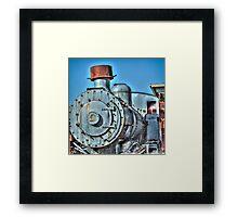 Engine 123 Framed Print