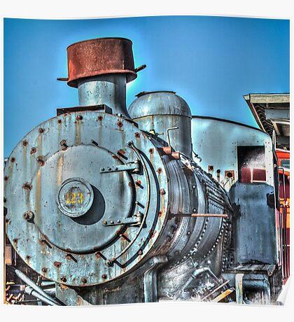 Engine 123 Poster