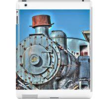Engine 123 iPad Case/Skin