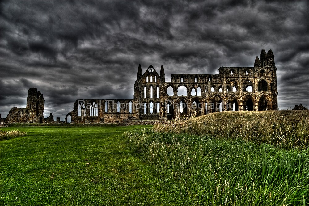 Whitby Abbey by Paul Thompson Photography