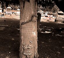 Tombstone  by ECH52