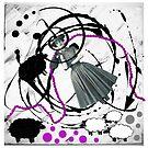 Dada Spinner by Susan Ringler
