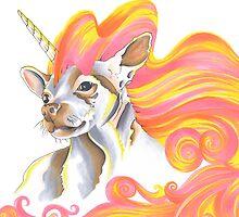 Chihuacorn by SaraMachenArt