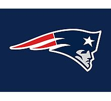 New England Patriots Photographic Print