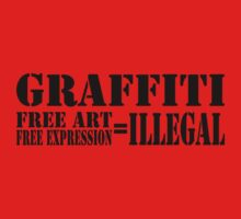 FREE = ILLEGAL by Anthony Trott