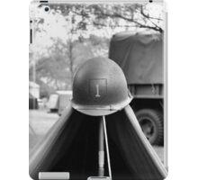 1st Infantry Division iPad Case/Skin