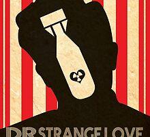 dr strangelove alternate design  by JOEMCMENAMY97