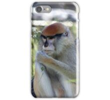 Patas Monkey iPhone Case/Skin