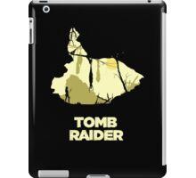 Tomb Raider iPad Case/Skin
