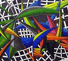 291 - DESIGN - 05 - DAVE EDWARDS - MICRON & FINELINER PENS - 2010 by BLYTHART