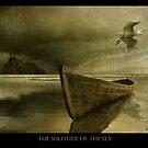 The Solitude of the Sea 3 by Carlos Casamayor
