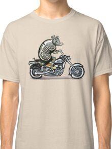 Biker Dillo Classic T-Shirt