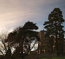 St. Oswald's, Leathley by WatscapePhoto