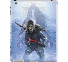 Rise of the tomb raider iPad Case/Skin