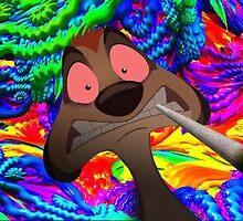 Timon On Acid by MeerkatsAttack