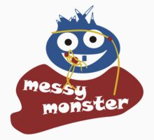 Messy Monster by Natasha Cope