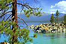 """""""Good Morning From Lake Tahoe"""" by Lynn Bawden"""