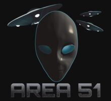 Area 51 by Packrat