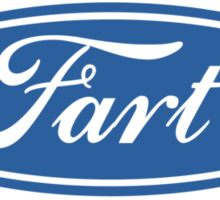 Fart Sticker