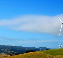 Wind Farm by samatar