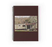 """Bubba's Summer Cottage ""... prints and products Spiral Notebook"