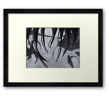 """after hours"" Framed Print"