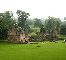 Fountains Abbey Estate - North Yorkshire by Kat Simmons