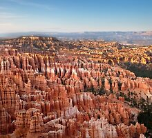 Silent City of Hoodoos by Owed To Nature