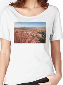 Silent City of Hoodoos Women's Relaxed Fit T-Shirt
