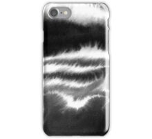 Lost in My Mind - Black and White iPhone Case/Skin