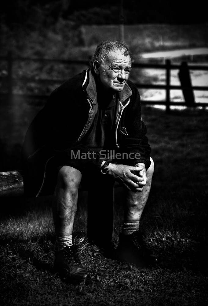 Its been a hard life by Matt Sillence