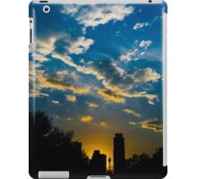 Sunset in East Austin iPad Case/Skin